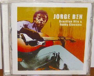 BEN, JORGE - Brazilian Hits And Funky Classics - CD