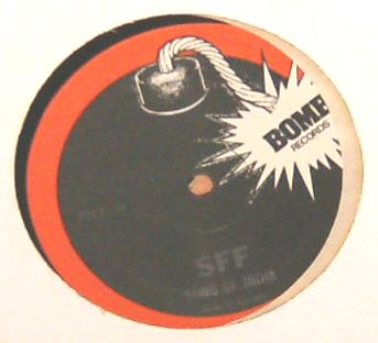 SFF - Song Of India - 12 inch x 1