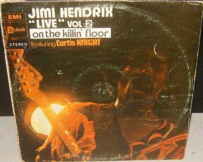 Hendrix, Jimi ''Live'' Vol. 2