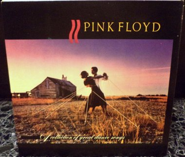 PINK FLOYD - A Collection Of Great Dance Songs - LP