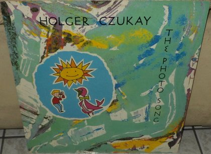 CZUKAY, HOLGER - The Photo Song - 12 inch 45 rpm