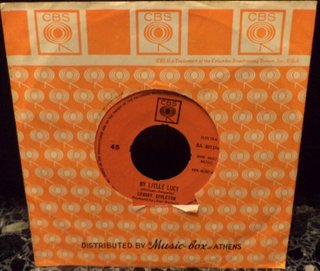 CRABBY APPLETON - My Little Lucy / Some Madness - 7inch x 1