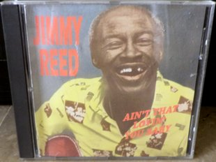 REED, JIMMY - Ain't That Lovin' You Baby - CD