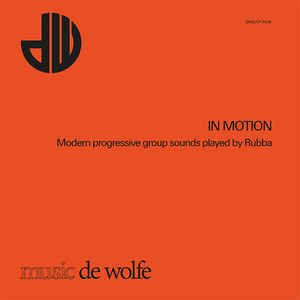 rubba in motion: modern progressive group sounds played by rubba